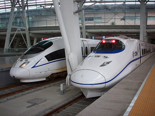 an analysis of the advent of high speed train systems in china The truth behind the tragedy of high  that's why everyone is in on the speed train  what's interesting is that if you parallel the advent of.