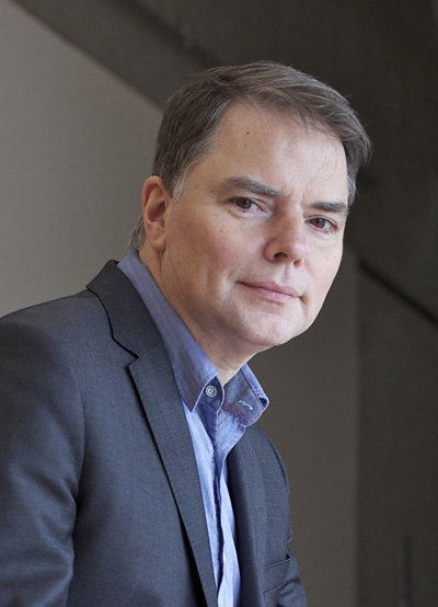 Ole Bouman, directeur NAI, Rotterdam, 9.3.2012